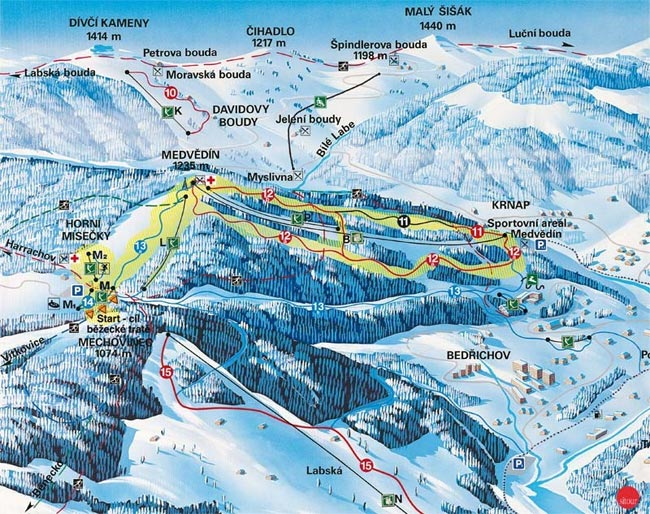 horni-misecky - ski map