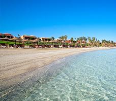 Egypt se pyšní nejen řadou starobylých památek, ale také nádherných pláží.