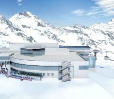 Zimní sezóna v Rakousku se ponese ve znamená vzrušujících novinek. Těšit se můžete mimo jiné na rekordní lanovku, či ledovcovou jeskyni
